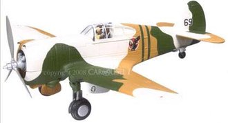 P-36A Hawk USAAC 15th Pg, 27th Ps, Willis Taylor