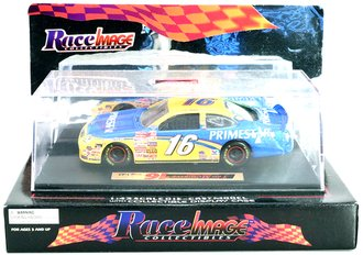 """Ford Taurus """"Ted Musgrave #16"""" (Yellow/Blue)"""