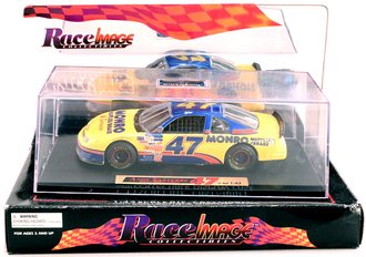 """Chevy Monte Carlo """"Andy Santerre #47"""" (Yellow/Blue)"""