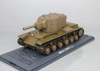 1:43 KV-2 Heavy Artillery Tank