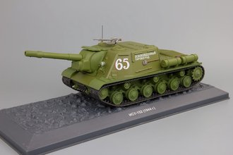 "1:43 ISU-152 Self-Propelled Gun ""Liberate Kirovograd, 1944"""