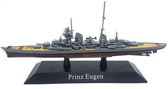 Prinz Eugen Heavy Battlecruiser