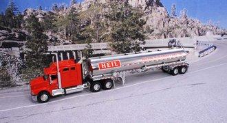 "International 9400i w/Tanker Trailer ""Heil Tankers"""