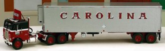 "Freightliner COE w/40' Reefer Trailer ""Carolina"""