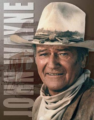 Tin Sign - John Wayne - Stagecoach