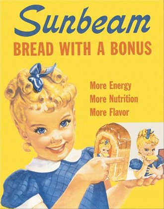 Tin Sign - Sunbeam - Little Miss Sunbeam