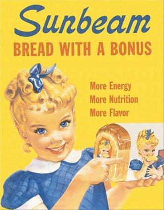 Tin Sign - Sunbeam - Little Miss Sunbeam