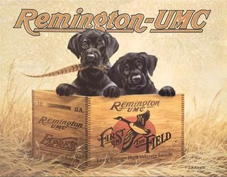 Tin Sign - Remington - Finder's Keepers