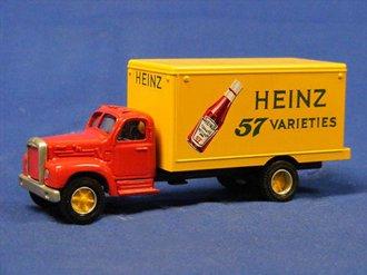 """Mack B Series Dry Van """"Heinz 57 Varities"""""""