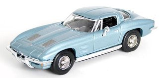 1963 Corvette Stingray (Light Blue Metallic)