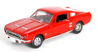 1967 Ford Mustang Fastback (Red)