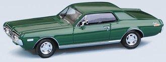 1968 Mercury Cougar (Green)