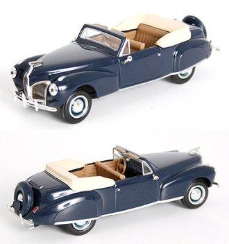 1940 Lincoln Continental Convertible (Maroon)