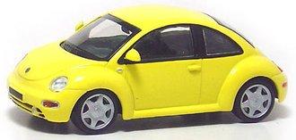 1997 Volkswagen New Beetle Hardtop (Yellow)