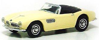 1956 BMW 507 Convertible (Cream)