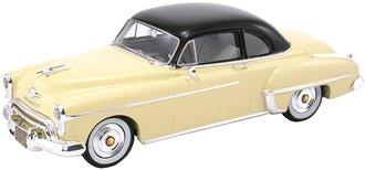 1950 Oldsmobile 88 Coupe (Canto Cream/Black)