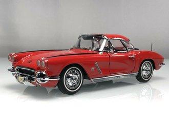 1962 Corvette Convertible (Red)