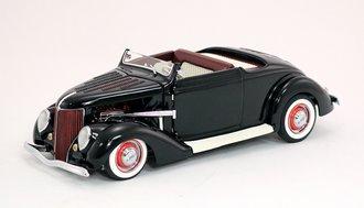 1936 Ford Hot Rod (Black)