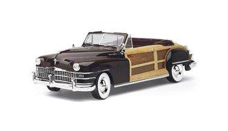 1948 Chrysler Town & Country (Dark Brown)