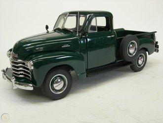 1953 Chevrolet Pickup (Juniper Green)