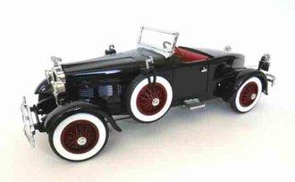 1927 Stutz Black Hawk (Black)