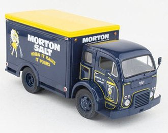 "1950's Delivery Truck ""Morton's Salt"" (Navy/Yellow) *** No Certificate ***"