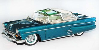 1955 Ford Crown Victoria Custom (Turquoise)