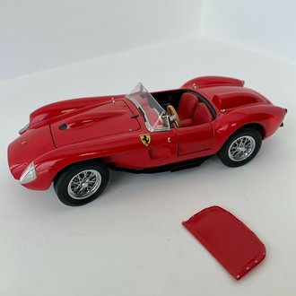 1958 Ferrari 250 Testa Rossa (Red)