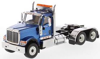 1:50 International HX520 Tandem Tractor (Metallic Blue)