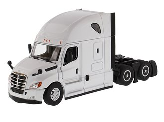 1:50 Freightliner New Cascadia (Pearl White)