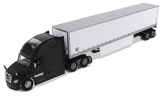 1:50 Freightliner New Cascadia w/53' Dry Cargo Van