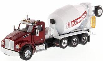 Kenworth T880 SBFA w/McNeilus Bridgemaster Mixer
