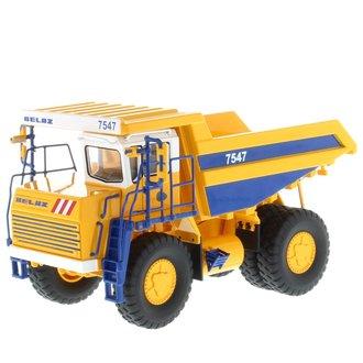 1:50 Belaz Mining Dump Truck