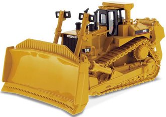 1:50 Caterpillar D11R Track-Type Tractor Dozer - Core Classics Series