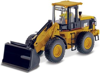 1:50 Caterpillar 924G Versalink Wheel Loader w/Work Tools - Core Classics Series