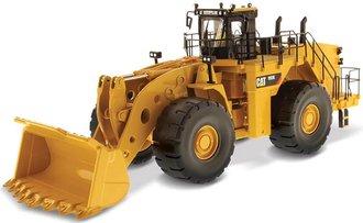 1:50 Caterpillar 993K Wheel Loader - High Line Series
