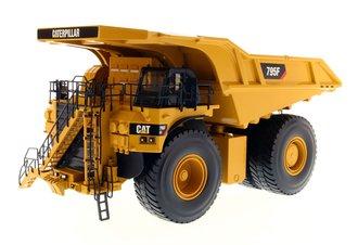 1:50 Caterpillar 795F AC Electric Drive Mining Truck - High Line Series