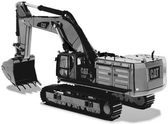 "1:50 Caterpillar 390F L Hydraulic Tracked Excavator ""Commemorative Series"""