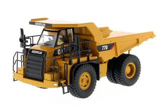 1:50 Caterpillar 770 Off-Highway Dump Truck