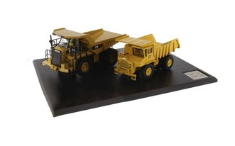 1:50 Caterpillar 769 & Caterpillar 770 Off Highway Truck - Evolution Series