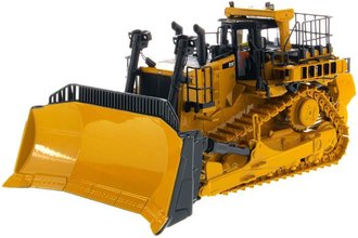 1:50 Caterpillar D11T Track-Type Tractor Dozer - JEL Design - High Line Series