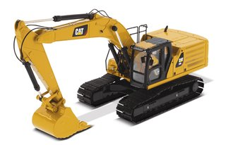 1:50 Caterpillar 336 Next Generation Hydraulic Excavator - High Line Series