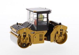 1:50 Caterpillar CB-13 Tandem Vibratory Roller w/Cab - High Line Series