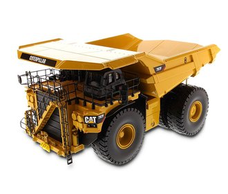 1:50 CAT 797F Mining Truck - Tier 4