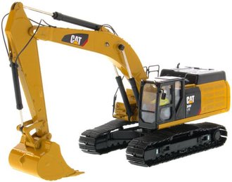 1:50 Caterpillar 349F L XE Hydraulic Excavator - High Line Series