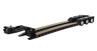 1:50 XL 120 Low-Profile HDG Lowboy Trailer w/2 Boosters
