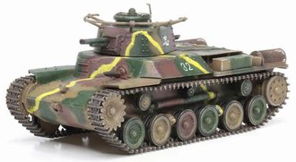 "IJA Type 97 ""Chi-Ha"" Early Production, 3rd Tank Company, 1st Tank Regiment, Malaya 1941"