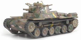 "IJA Type 97 ""Chi-Ha"" Late Production, 9th Tank Regiment, Saipan 1944"