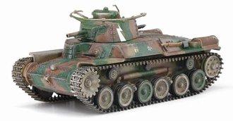 "IJA Type 97 ""Chi-Ha"" Late Production, 14th Independent Tank Company, Jeju-do 1945"