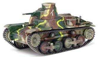 "IJA Type 95 ""Ha-Go"" Light Tank North China Version, Koushurei Tank School, North China 1941"